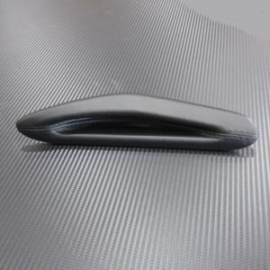 ロータス LOTUS インテリアドアプルハンドル エリーゼS2 S3 エキシージV6用 ブラックレザー・ブラックステッチ