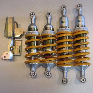 ビルシュタイン TMR エナペタル 8/10 kg ショック・スプリングセット|ac-minds-aj
