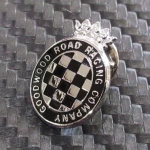 グッドウッド ロードレーシング カンパニー ピンバッジ|ac-minds-aj