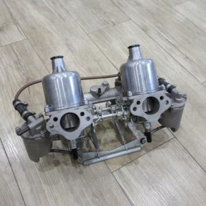 SU HS4TYPE 1-1/2ツインキャブレター / BMC Aタイプエンジン|ac-minds-aj