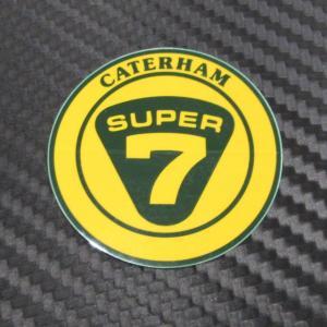 ケーターハム スーパー7 ステッカー|ac-minds-aj
