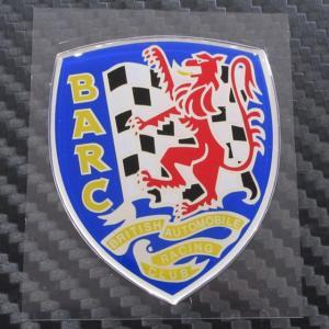 BARC 3Dステッカー|ac-minds-aj