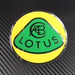 ロータス LOTUS  旧ロゴ 大 光沢あり