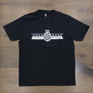 GOODWOOD Tシャツ 半袖 festival of speed ブラック ac-minds-aj