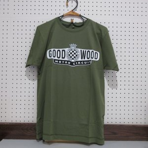 グッドウッド モーターサーキット メンズTシャツ 半袖 ac-minds-aj