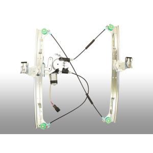 パワーウインドレギュレーター&モーター・フロントLH/ACデルコ製 トレイルブレイザー acarparts