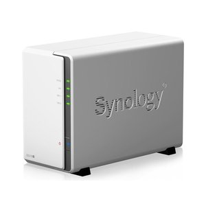 Synology 【NASキット+ガイドブック付】 DISKSTATION DS218J/JPの商品画像|ナビ