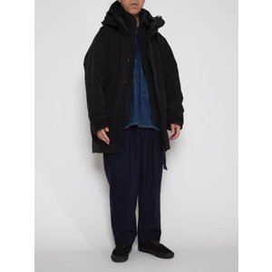 CORONA コロナ CJ008 G-1 PARKA COAT パーカーコート ジャケット BLACK baku co19aw|accept-himeji|10