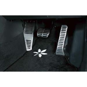 【The Beetle】ペダルセット 1K2064205A 【VW純正アクセサリー】送料:60サイズ|access-ev
