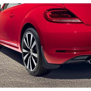 【The Beetle】マッドフラップ(リヤ)5C0 075101A 【VW純正アクセサリー】送料:160サイズ|access-ev