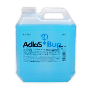 AdlaS アドラス 虫取りクリーナー 4L業務用 B-BC-4L  ボディ・ガラスに付いた虫・鳥糞、傷をつけずに分解除去 送料無料|access-ev