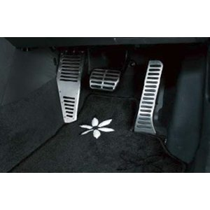 【The Beetle】フットレスト J1KVC1E01 A 【VW純正アクセサリー】送料:60サイズ|access-ev