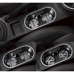 【The Beetle】ドリンクコースター 各種 J5CGH5-dcst 【VW純正アクセサリー】送料:60サイズ|access-ev