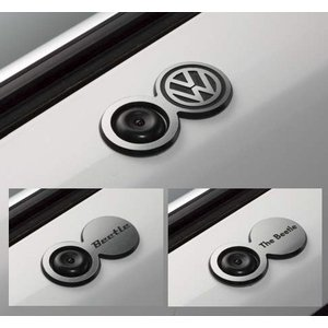 【The Beetle】ドアロックエンブレム 各種 J5CGH5-dleb 【VW純正アクセサリー】送料:60サイズ|access-ev