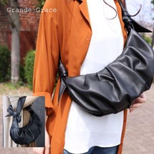 ボディバッグ レディース きれいめ 大人 ショルダーバッグ ポシェット 斜め掛け 軽量 餃子バッグ プリーツバッグ 大きめ|accessoriesgrace