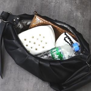 ボディバッグ レディース きれいめ 大人 ショルダーバッグ ポシェット 斜め掛け 軽量 餃子バッグ プリーツバッグ 大きめ|accessoriesgrace|15