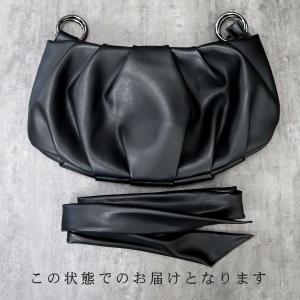 ボディバッグ レディース きれいめ 大人 ショルダーバッグ ポシェット 斜め掛け 軽量 餃子バッグ プリーツバッグ 大きめ|accessoriesgrace|16