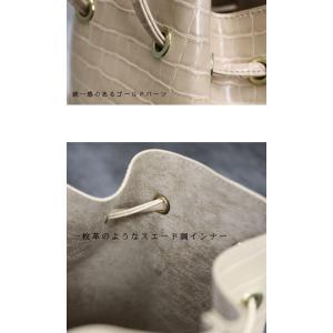 ショルダーバッグ レディース バケツバッグ 巾着バッグ ラウンド ワンショルダー 丸型 ミニショルダーバッグ 斜め掛け|accessoriesgrace|12