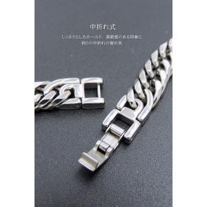 喜平ネックレス 喜平 チタン ネックレス メンズ ネックレス 人気 ネックレス チェーン 極太 W6面 10ミリ幅 55or60cm accessoriesgrace 10