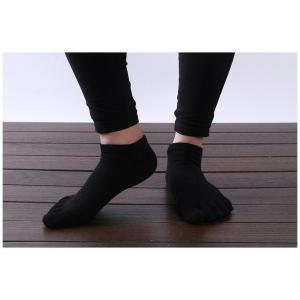 靴下 メンズ ソックス 5本指 4足セット ランニング ウォーキング トレーニング ジム|accessory-pov|02