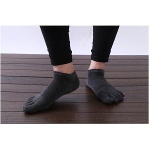 靴下 メンズ ソックス 5本指 4足セット ランニング ウォーキング トレーニング ジム|accessory-pov|03