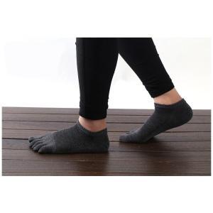 靴下 メンズ ソックス 5本指 4足セット ランニング ウォーキング トレーニング ジム|accessory-pov|04