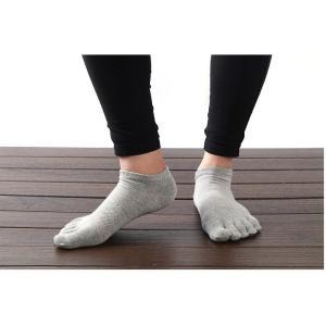 靴下 メンズ ソックス 5本指 4足セット ランニング ウォーキング トレーニング ジム|accessory-pov|05