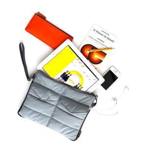 送料無料 バッグインバッグ インナーバッグ bag メンズ ipad タブレット 収納 整理整頓 鞄|accessory-pov