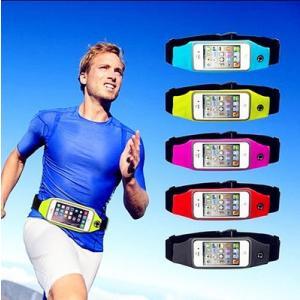 ウエストポーチ 防水 バッグ ランニング iphone 7 7plus 対応 bag レジャー|accessory-pov