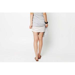 ペチコート インナー 下着 スカート レディース 黒 白 ショートパンツ|accessory-pov|02