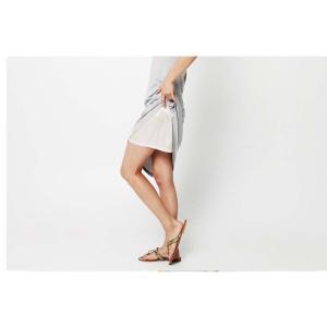ペチコート インナー 下着 スカート レディース 黒 白 ショートパンツ|accessory-pov|03