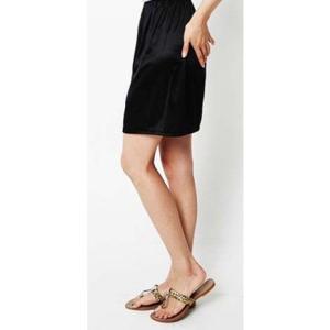 ペチコート インナー 下着 スカート レディース 黒 白 ショートパンツ|accessory-pov|04