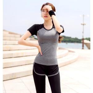 フィットネスウェア レディース パンツ スパッツ スポーツ トレーニングウェア|accessory-pov