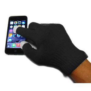スマホ 手袋 てぶくろ グローブ iPhone タブレット 対応 タッチ 手袋|accessory-pov