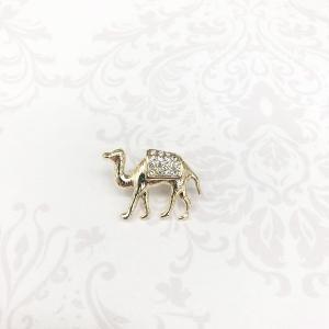 バラエティアクセサリー ラクダ タックピン accessoryjapan