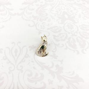 バラエティアクセサリー おすましキャット タックピン accessoryjapan