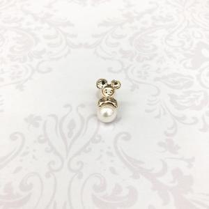 バラエティアクセサリー 玉乗りマウス タックピン accessoryjapan