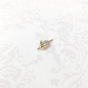 バラエティアクセサリー キラキラアルマジロ タックピン accessoryjapan