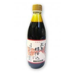 3年樽仕込醤油(360ml)1本
