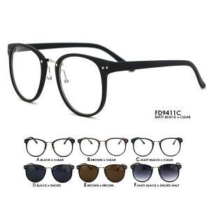 【SPEC】 □商品名:伊達眼鏡 クリアレンズ サングラス □型番:FD9411 □フレームカラー:...