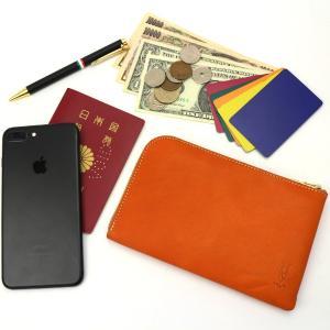 アジリティ アッファ 財布 メンズ レディース ボヤージュ 東京レザー お財布ポーチ 1600 AGILITY affa 贈り物|ace-web