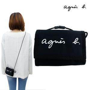 アニエスベー アンファン 財布 レディース 折り財布 コード付き折り財布 7997-GL11 agnes b. ladies ウォレット|ace-web