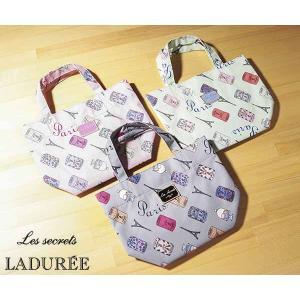 LADUREE スクレ・ラデュレ Teatime a Paris ティータイム ア パリ ランチトートバッグ|ace-web