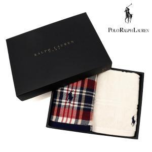 ポロ・ラルフローレン 小物 メンズ タオル ウォッシュタオルセット エドガー&ラージ Polo Ralph Lauren 内祝い 贈り物 ace-web