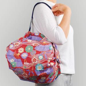 マーナ シュパット バッグ レディース エコバッグ シュパット コンパクトバッグM Shupatto ladies 折りたたみ お買い物バッグ 夏コーデ|ace-web