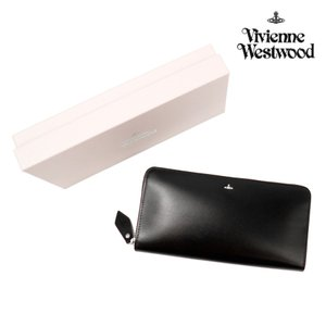 ヴィヴィアンウエストウッド 財布 メンズ レディース シンプルタイニーオーヴ ラウンドファスナー長財布 3118D7A2 Vivienne Westwood ユニセックス ウォレット|ace-web
