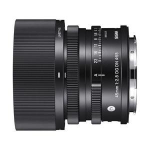 《美品》SIGMA C 45mm F2.8 DG DN(ソニーE用/フルサイズ対応)の商品画像 ナビ