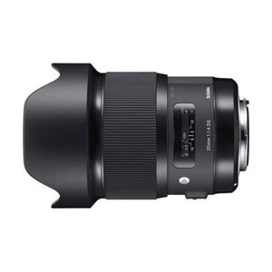 シグマ 20mm F1.4 DG HSM Art (キヤノン用)デジタル専用