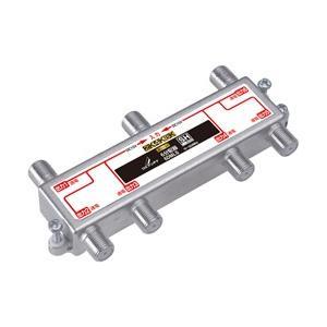 DXアンテナ 6DMLS 6分配器(全端子通電形) ace2010