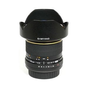 Samyang 14mm F2.8 IF ED UMC Aspherical ソニー用